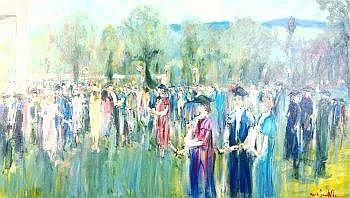 Marie Carroll (20th Century) Graduation Day,