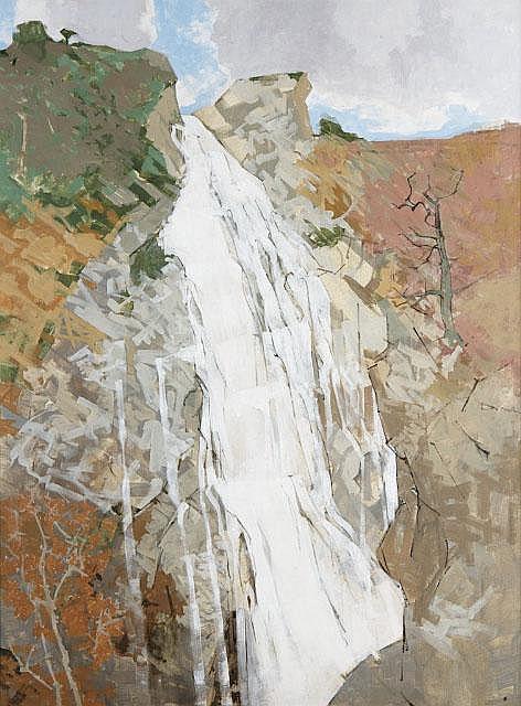 Terence P. Flanagan RHA PPRUA (b.1929) Landscape