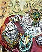 Elizabeth Cope (b.1952) Still life Oil on board,, Elizabeth Cope, Click for value