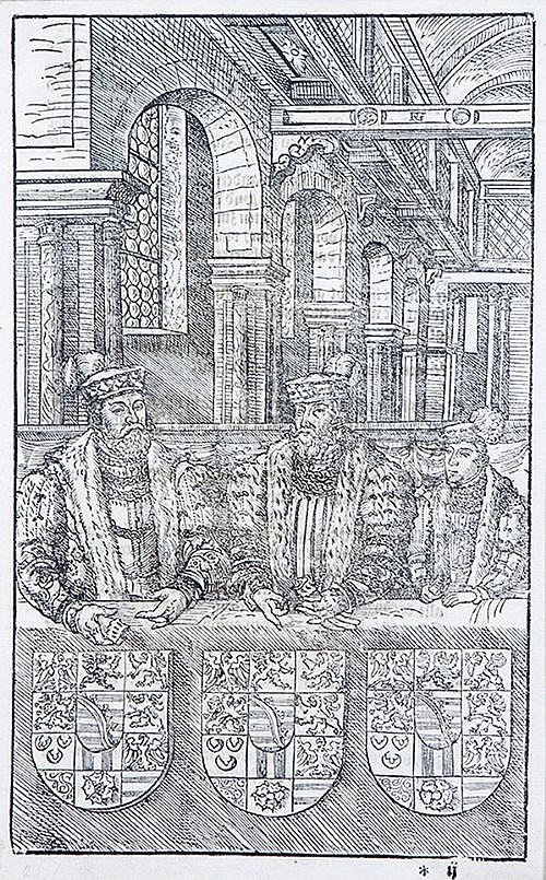 PETER GOTTLANDT, GERMAN (16TH CENTURY) After