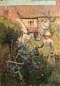 Walter Frederick Osborne RHA (1859 - 1903) Her, Walter Frederick Osborne, Click for value