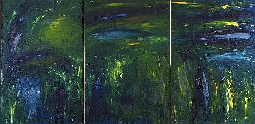 Seán McSweeney HRHA (b.1935) Marshland,