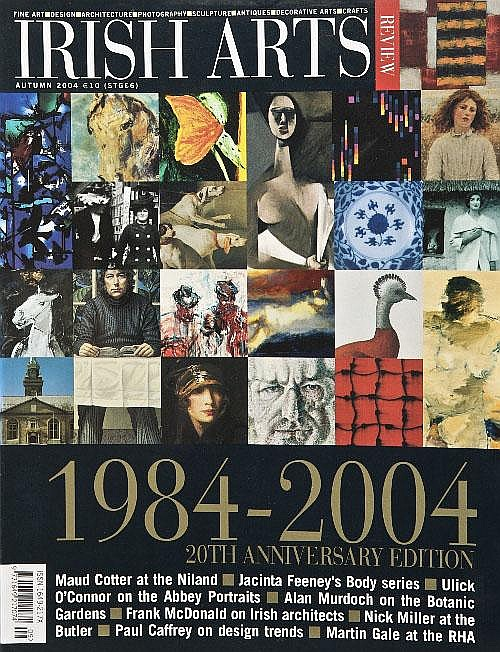 Irish Arts Review Complete Set 1984-2000, with
