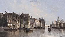 AUGUST VON SIEGEN (GERMAN 1850-1910) Venetian