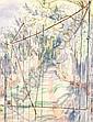 Alicia Boyle (1908-1996) Mallorcan Garden, La, Alicia Louisa Letitia Boyle, Click for value