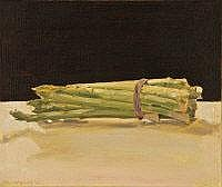 Maeve McCarthy RHA (b.1963) Supermarket Asparagus