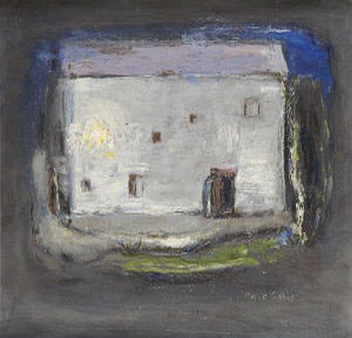Patrick Collins HRHA (1911-1994) French Farm House