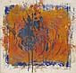Camille Souter RHA (b.1929) Composition Gouache,, Camille Souter, Click for value