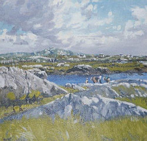 Maurice MacGonigal PRHA (1900-1979) Duhallow