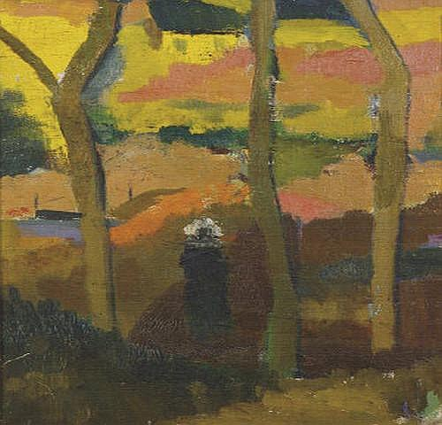 John O'Leary (1929-1999) Concarneau - Brittany