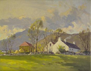 Robert Taylor Carson RUA (b. 1919)