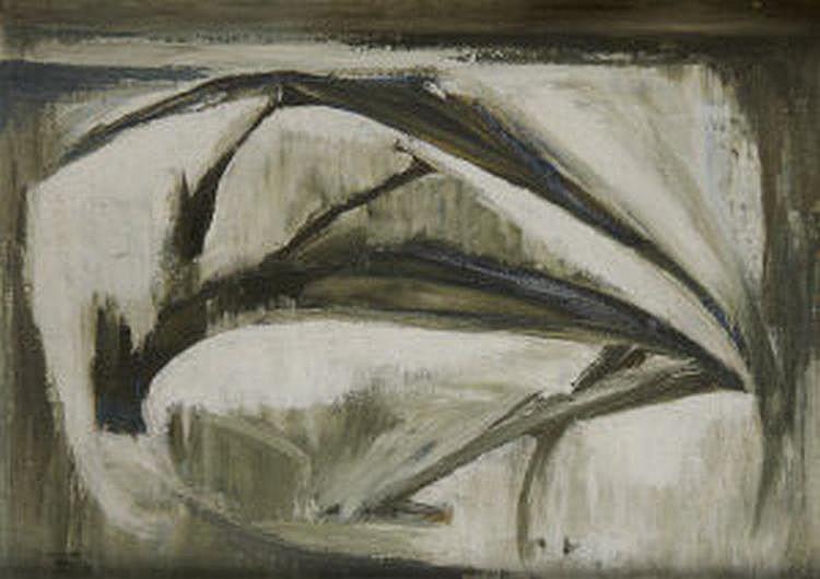 John O'Leary (d.2000) Under the Shielddetails Oil