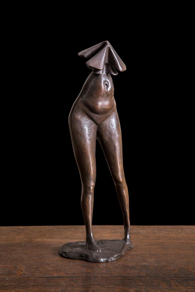 """Frederick Edward Mc William CBE ARA (1909 - 1992) Legs Standing Bronze, Height 29 cm (11.75"""")Signed with initials and numbered 2/5An example of this work was Exhibited: """"F.E. Mc William Exhibition"""" The Taylor Galleries Dublin March 1980 Cat. No."""