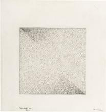 Four inscribed drawings by Ben Akkerman