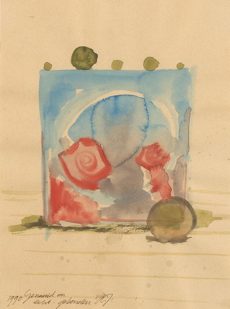 Cheerful work by Hewald Jongenelis