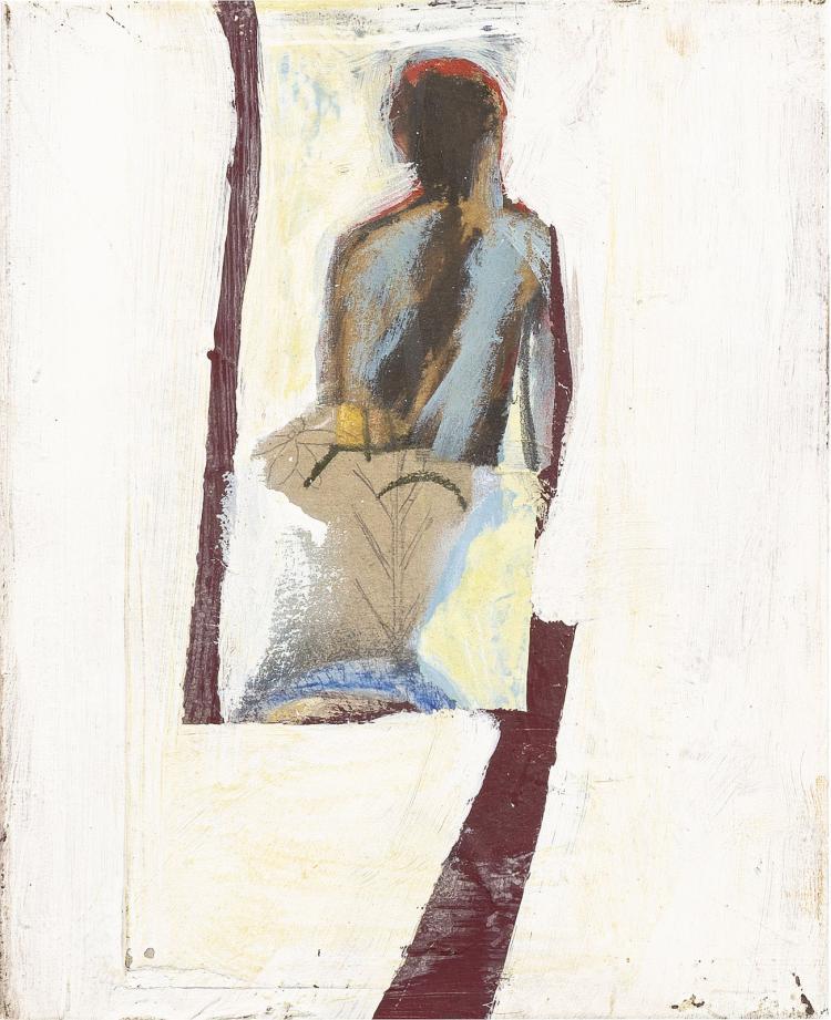 'Multilayered' work by Jasper Krabbé