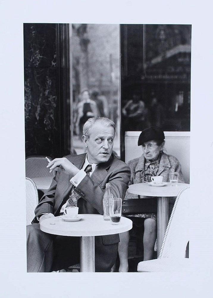 Willem Frederik Hermans in Paris