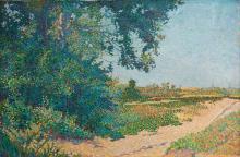 A delightful stop between Van Gogh and Mondriaan