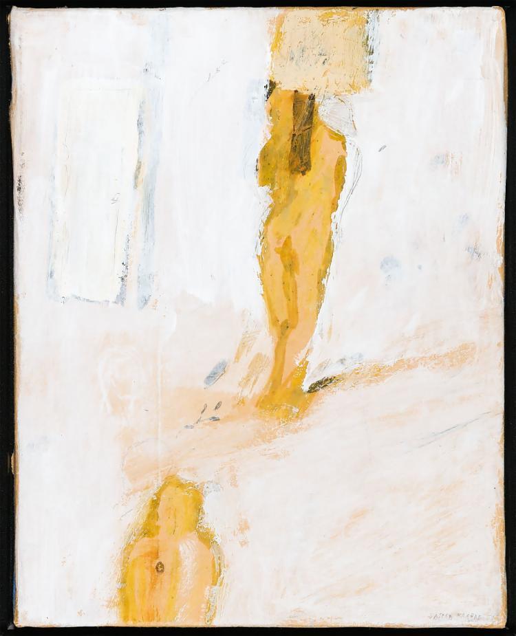 Signed work by Jasper Krabbé (1999)
