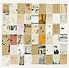 A patchwork of drawings by Jasper Krabbé, Jasper Krabbe, Click for value