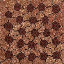 From boyhood to manhood: aboriginal painting