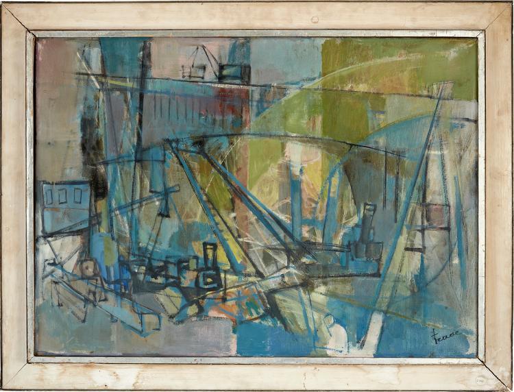 From the Zaandam city hall: Bridgecraft by Fedde de Jong