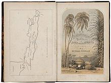 Account of travels to Penang, Singapore and Java in first edition