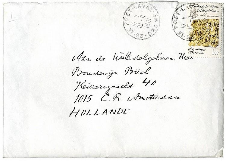 De hilarische briefwisseling tussen Gerard Reve en Boudewijn Büch
