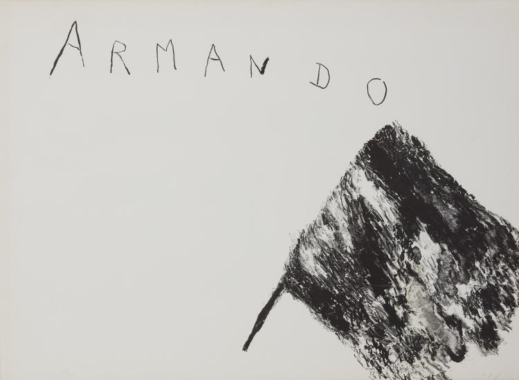Armando - one of 20 copies only