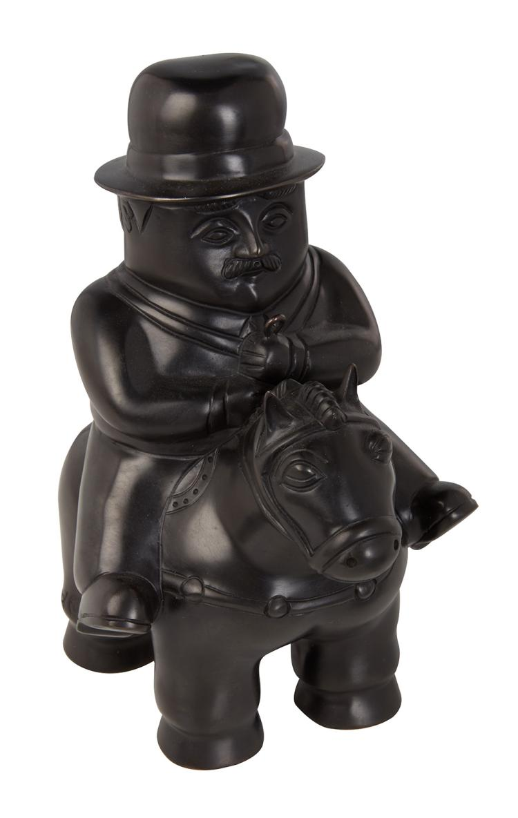 Fernando Botero, one of 6 copies only