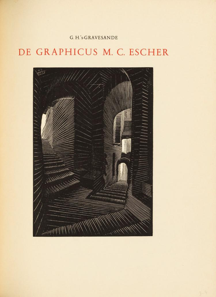 Halcyon, including the three woodcuts by Escher