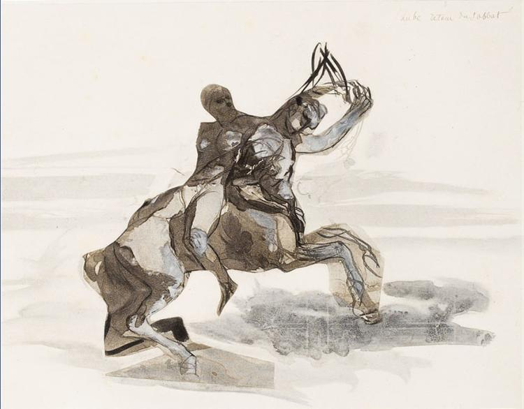 The drawings of Auguste Rodin, a monumental editon (1897)