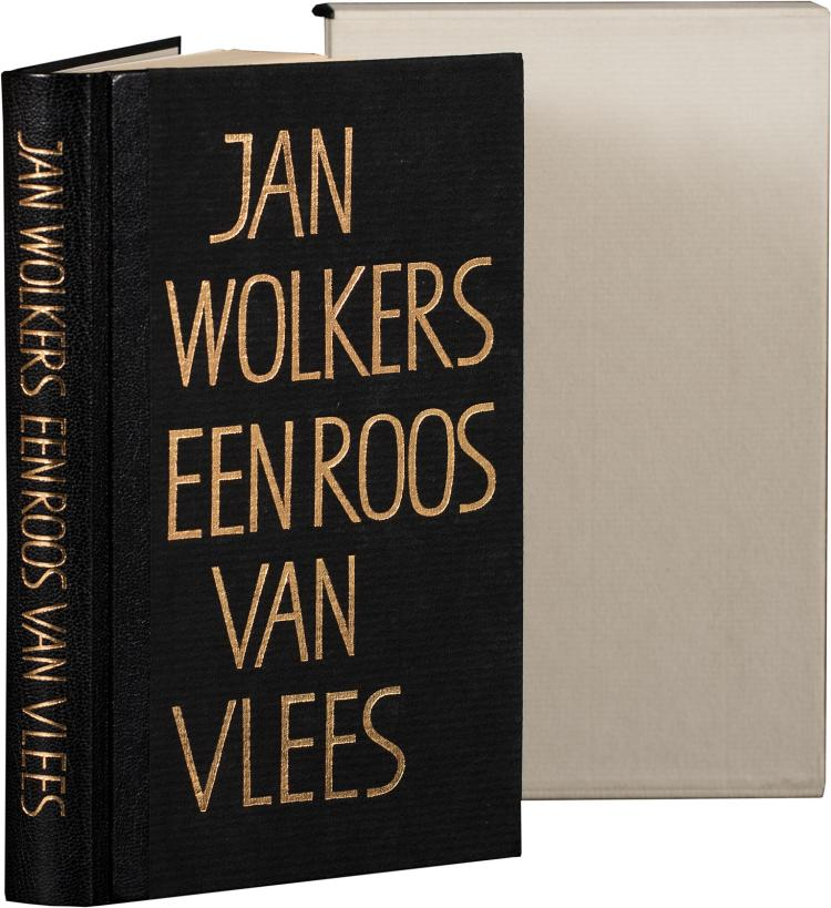 Een Roos Van Vlees Sumptuously Bound First Edition