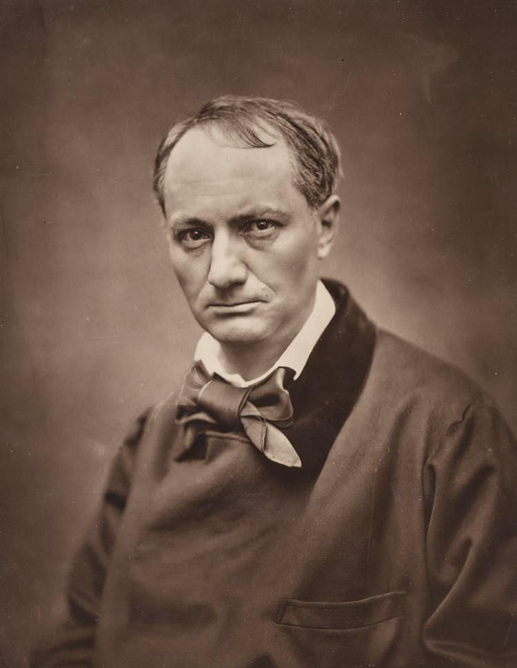 Including striking Woodburytype portraits of Baudelaire and 196 others