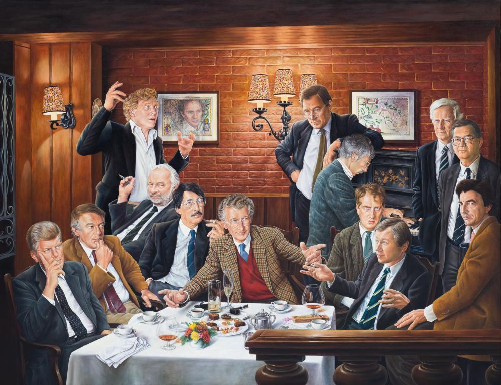 De Herenclub, De Staalmeesters of De Boerderij