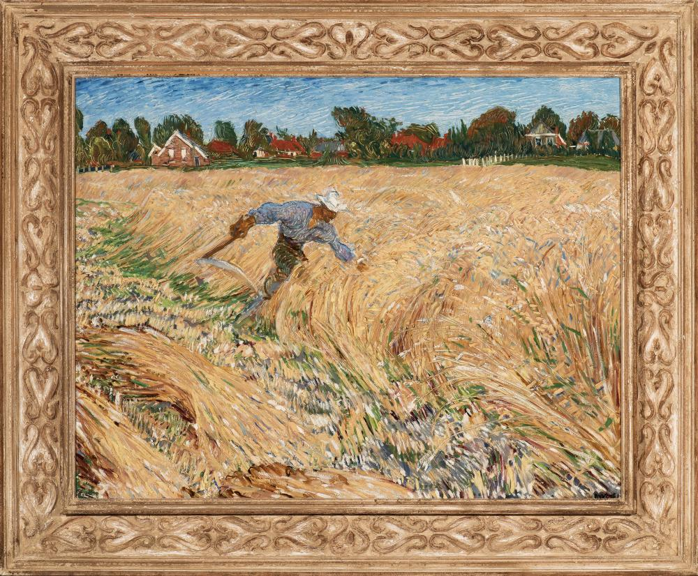 Dijkstra in the footsteps of Van Gogh
