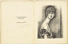 With 2 original lithographs by Kees van Dongen