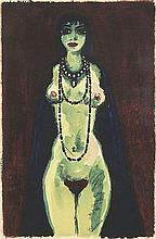 Perfect copy of Kees van Dongen's Princesse de Babylone