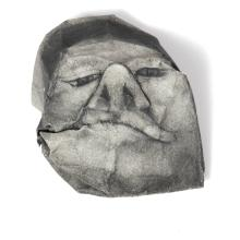 3D drawing of a snob by Matthew Monahan