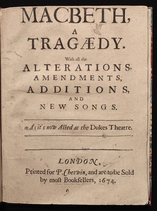 the flaws of macbeth in the tragedy story of macbeth Shakespeare frequently makes use of the adjective 'weird' in his tragedy macbeth s tragic flaw: the collapse of emotion macbeth's tragic flaw by.