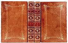 [Bayntun Bindings] Rabelais, Francis.  The Works