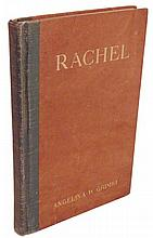 Grimke, Angelina.  Rachel:  A Play in Three Acts