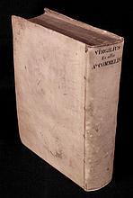 Virgil.  Pub. Virgilii Maronis Bucolica, Georgica, et lib. Aeneidos