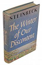 Steinbeck, John. The Winter of Our Discontent