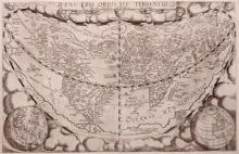 [Map of World]  Gerard De Jode, 1578