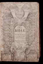 Bible.  Barker, 1611, Folio Geneva Version