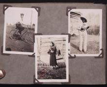 [Canada]  Photo Album, Empress, Saskatchewan
