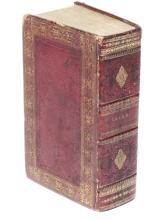 [Binding]  Holy Bible.  Boston, 1818