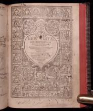 Bible. Geneva Version, Robert Barker, 1603