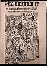 (Art of Dying) Ars Moriendi ex varijs sententijs collecta...